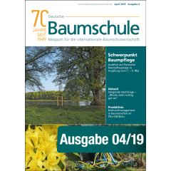 Deutsche Baumschule - April 2019