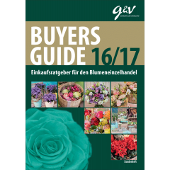 Buyers Guide Blumeneinzelhandel 2016/2017